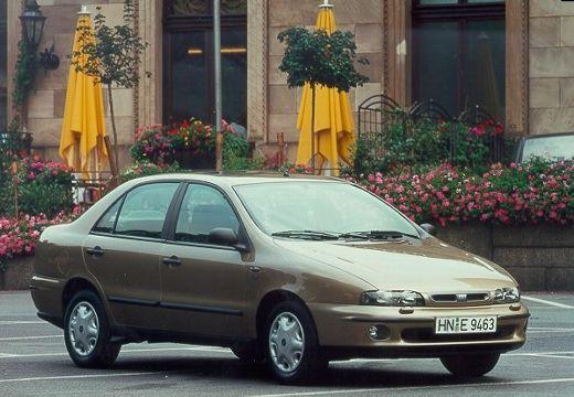 FIAT Marea I sedan złoty przedni prawy