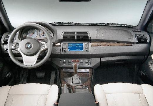 BMW X5 X 5 E53 II kombi tablica rozdzielcza
