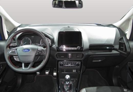 FORD Ecosport I hatchback tablica rozdzielcza