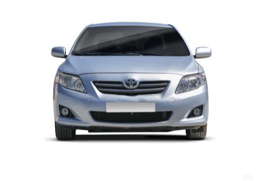 Toyota Corolla I sedan przedni