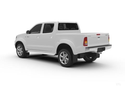 Toyota HiLux IV pickup tylny lewy