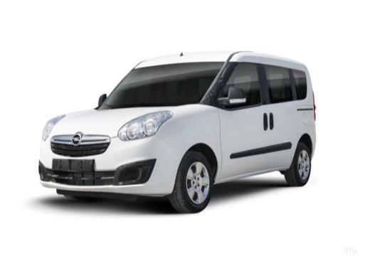 OPEL Combo Tour 1.6 CDTI EcoFLEX Enjoy Eu6 Kombi I 120KM (diesel)