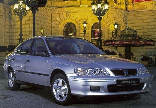 HONDA Accord Liftback hatchback silver grey przedni prawy