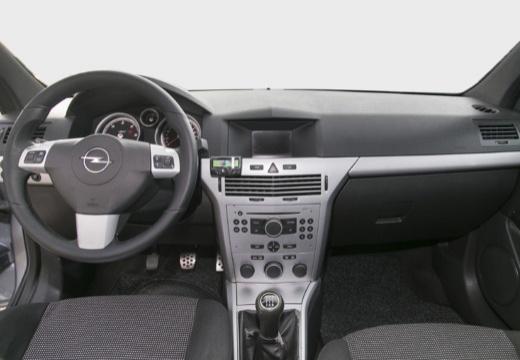 OPEL Astra III GTC I hatchback szary ciemny tablica rozdzielcza