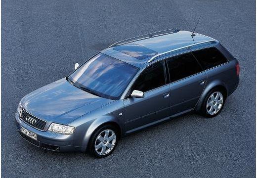 AUDI A6 /S6 Avant 4B II kombi szary ciemny przedni lewy