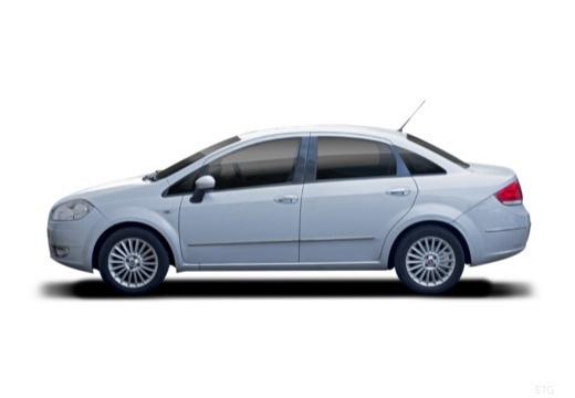 FIAT Linea I sedan boczny lewy