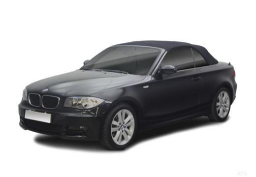 BMW Seria 1 kabriolet przedni lewy