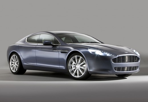 ASTON MARTIN Rapide Luxe Touchtronic II Coupe I 6.0 477KM (benzyna)
