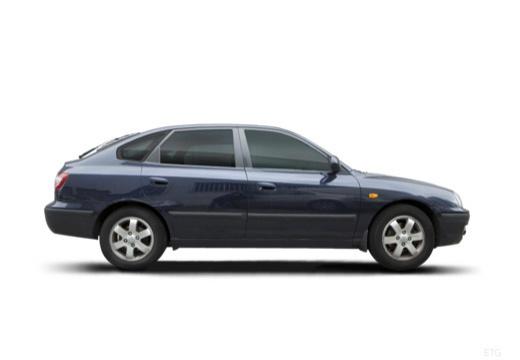 HYUNDAI Elantra II hatchback boczny prawy