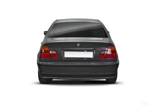 BMW Seria 3 E46 sedan tylny