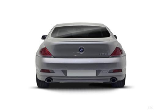 BMW Seria 6 E63 I coupe tylny