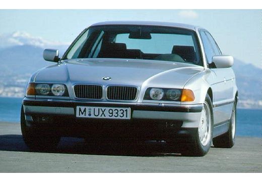 BMW Seria 7 E38 sedan przedni