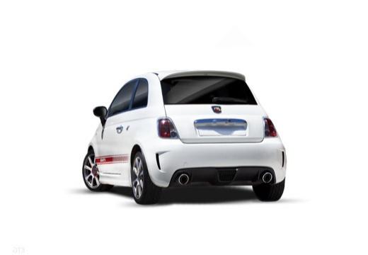 FIAT 500 I hatchback tylny lewy