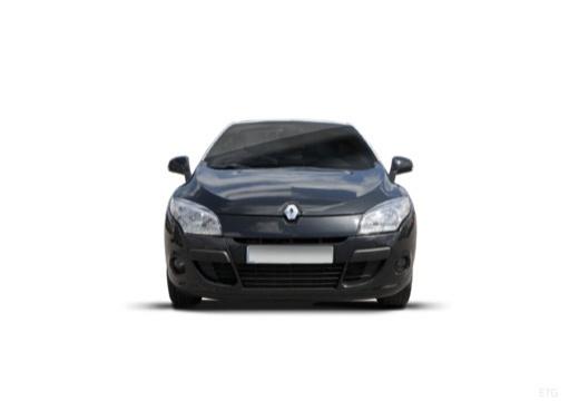 RENAULT Megane III CC kabriolet czarny przedni