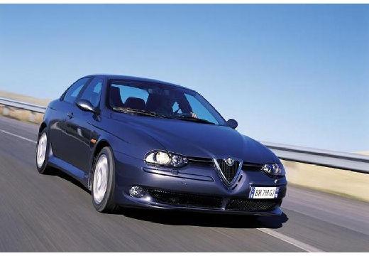 ALFA ROMEO 156 3.2 24v GTA Selespeed Sedan III 250KM (benzyna)