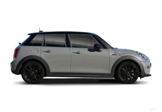 MINI [BMW] Mini MINI Cooper 5dr hatchback boczny prawy