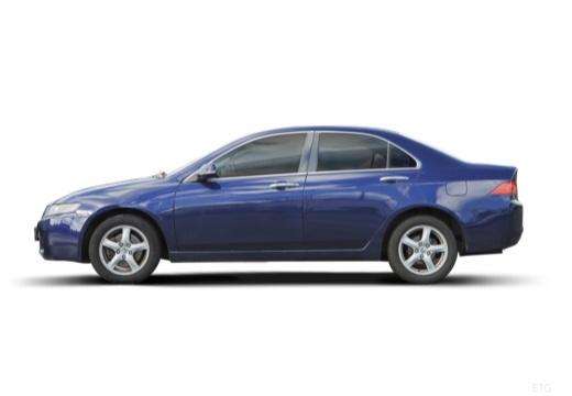 HONDA Accord V sedan boczny lewy