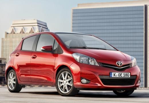 Toyota Yaris 1.0 Premium Hatchback V 69KM (benzyna)