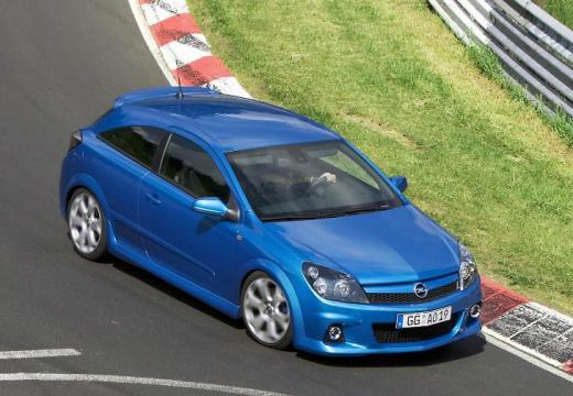 OPEL Astra III GTC 2.0 T OPC Hatchback II 240KM (benzyna)