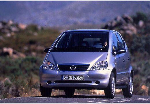 MERCEDES-BENZ A 140 Classic Hatchback W 168 I 1.4 82KM (benzyna)