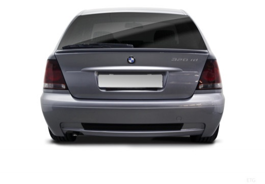 BMW Seria 3 Compact E46/5 hatchback tylny