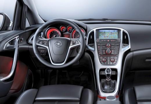 OPEL Astra IV 1.7 CDTI Enjoy Kombi ST I 110KM (diesel)
