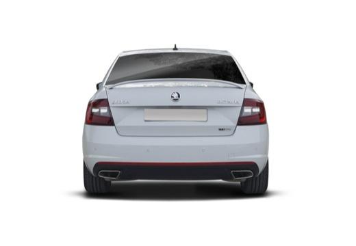 SKODA Octavia hatchback tylny