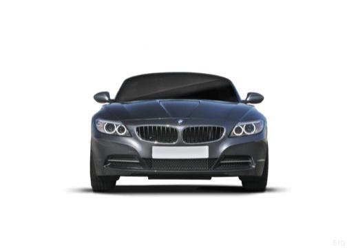 BMW Z4 E89 II roadster szary ciemny przedni