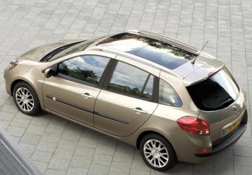 RENAULT Clio III Grandtour I kombi beige tylny lewy