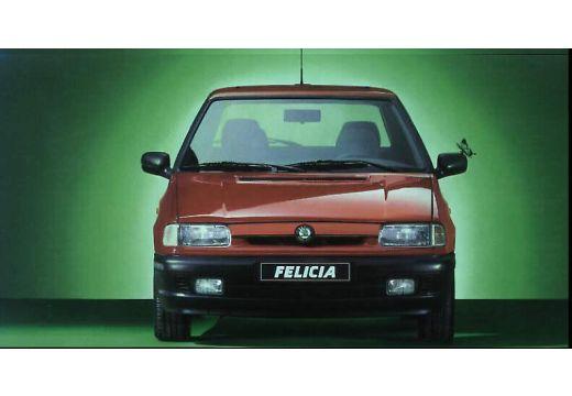 SKODA Felicia 1.3 GLXi MPI Hatchback I 68KM (benzyna)