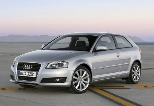 audi a3 1 6 attraction s tronic hatchback 8p iii 102km 2008. Black Bedroom Furniture Sets. Home Design Ideas