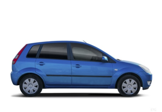 FORD Fiesta hatchback boczny prawy