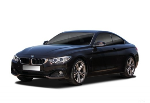 BMW 430i Luxury Line Coupe F32 2.0 252KM (benzyna)