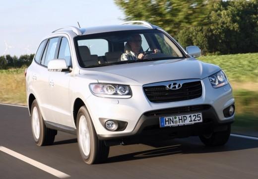 HYUNDAI Santa Fe 2.0 CRDi Executive Kombi III 150KM (diesel)