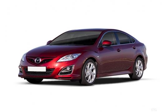 MAZDA 6 IV hatchback czerwony jasny