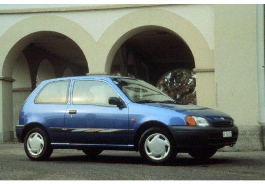 Toyota Starlet 1.4 Hatchback III 75KM (benzyna)