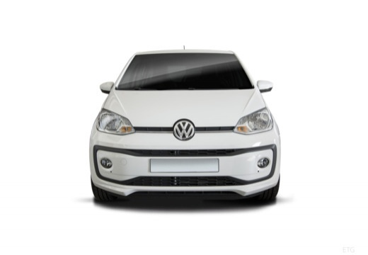 VOLKSWAGEN up e- FL hatchback biały przedni