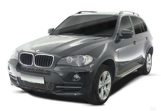 BMW X5 kombi szary ciemny
