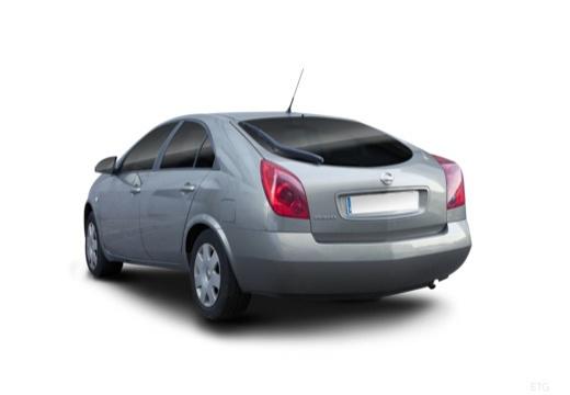 NISSAN Primera IV hatchback tylny lewy