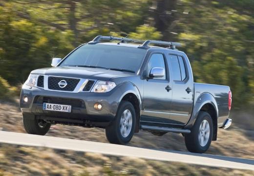 NISSAN Navara 2.5 D SE Pickup III 144KM (diesel)