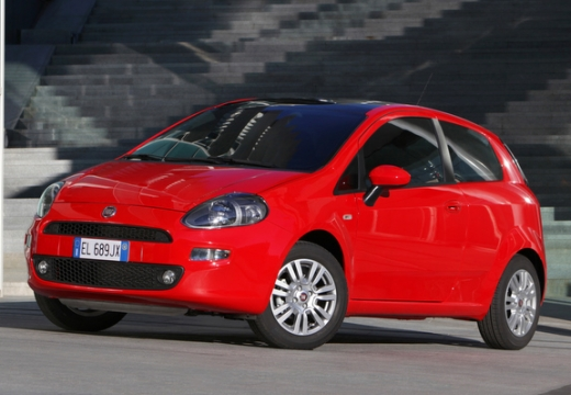 FIAT Punto 1.2 Easy Euro6 Hatchback II 1.3 69KM (benzyna)