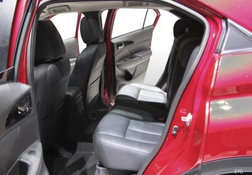 MITSUBISHI Eclipse Cross hatchback wnętrze