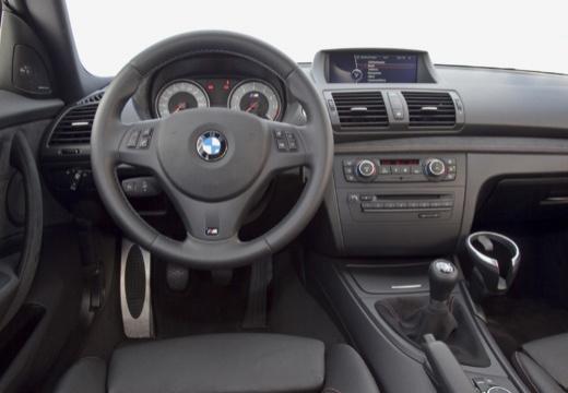 BMW Seria 1 E82 II coupe tablica rozdzielcza