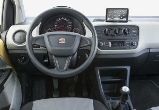 SEAT Mii I hatchback tablica rozdzielcza