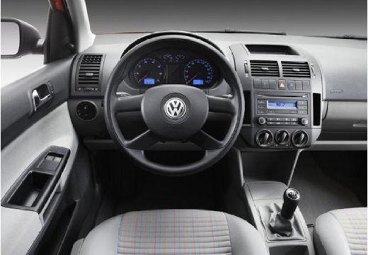 VOLKSWAGEN Polo IV II hatchback tablica rozdzielcza