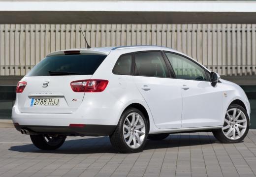 SEAT Ibiza ST II kombi biały tylny prawy