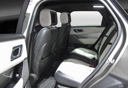 LAND ROVER Velar Range Rover kombi wnętrze