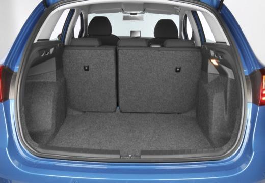 SEAT Ibiza ST II kombi przestrzeń załadunkowa