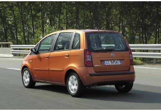 FIAT Idea I kombi złoty tylny lewy