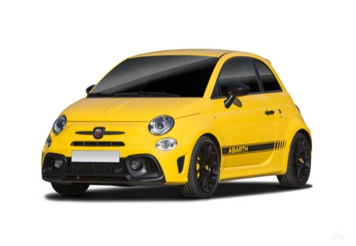 ABARTH 500 Hatchback I